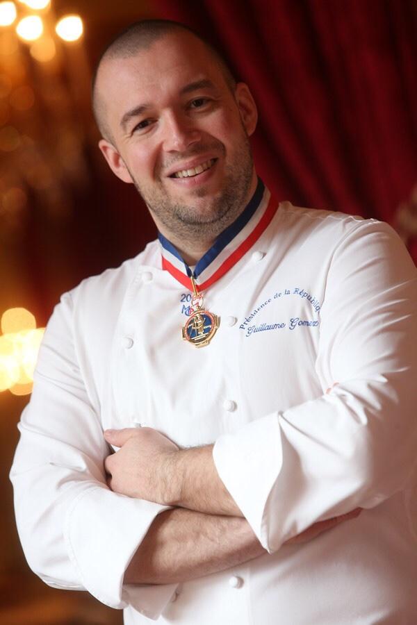 Guillaume Gomez, l'apprenti devenu chef des cuisines de l'Élysée
