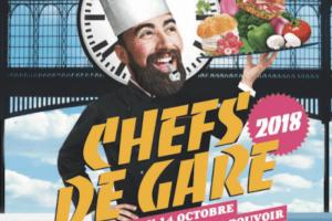 Chefs de Gare 2018