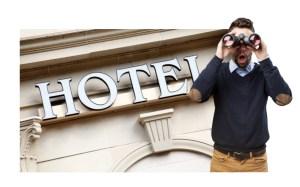 Recul quasi général des hébergements touristiques au 1er trimestre 2019