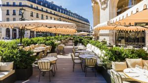 Les appétits haut de gamme de Paris Society