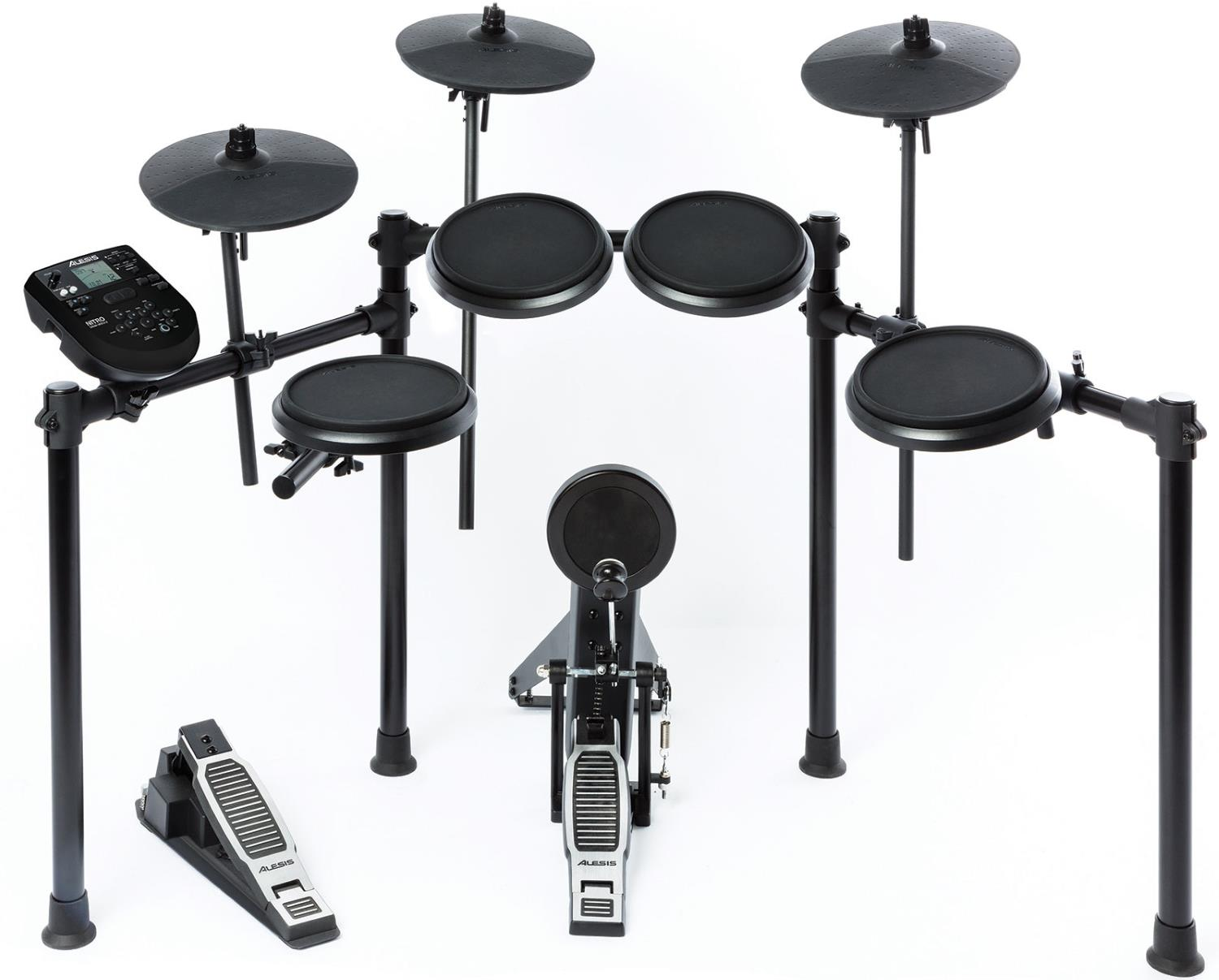 Best Electronic Drum Set  Under  500  Under  1000  Under  2000     Alesis Nitro Kit   8 Piece Electronic Drum Set