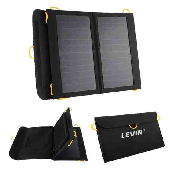 Levin Sol-Wing 13w Solar Charger 1