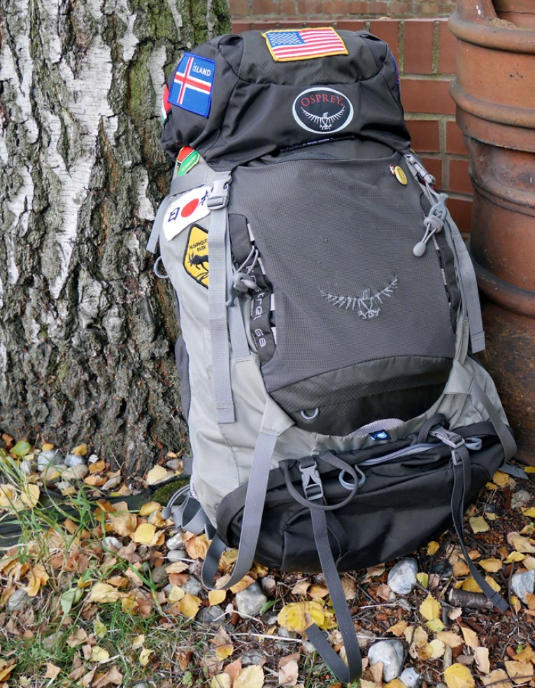 Osprey Kestrel 68 Backpack Review