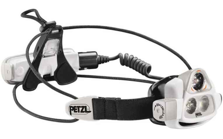 Petzl NAO 575 Lumens Headtorch features