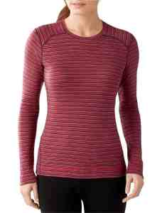 Smartwool Women's NTS Mid 250 Pattern Crew base layer top
