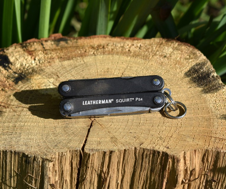 Leatherman Squirt PS4 review keyring multi-tool