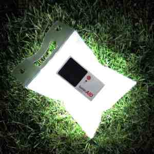 LuminAID Solar Inflatable Light Pillow 1