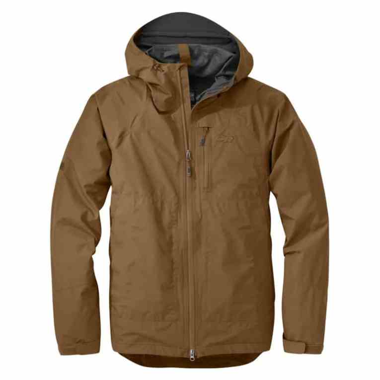 Outdoor Research Foray Packable Waterproof Jacket