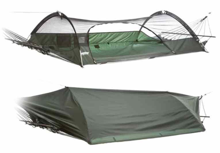 Lawson Blue Ridge Camping Hammock with mosquito net