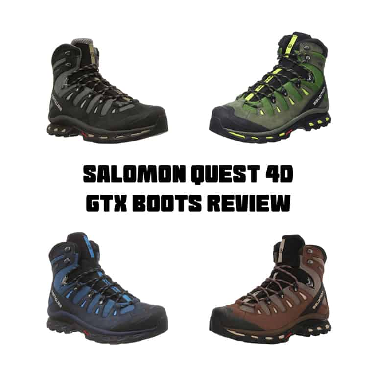 Salomon Quest 4D 2 Review – Hiking Boots