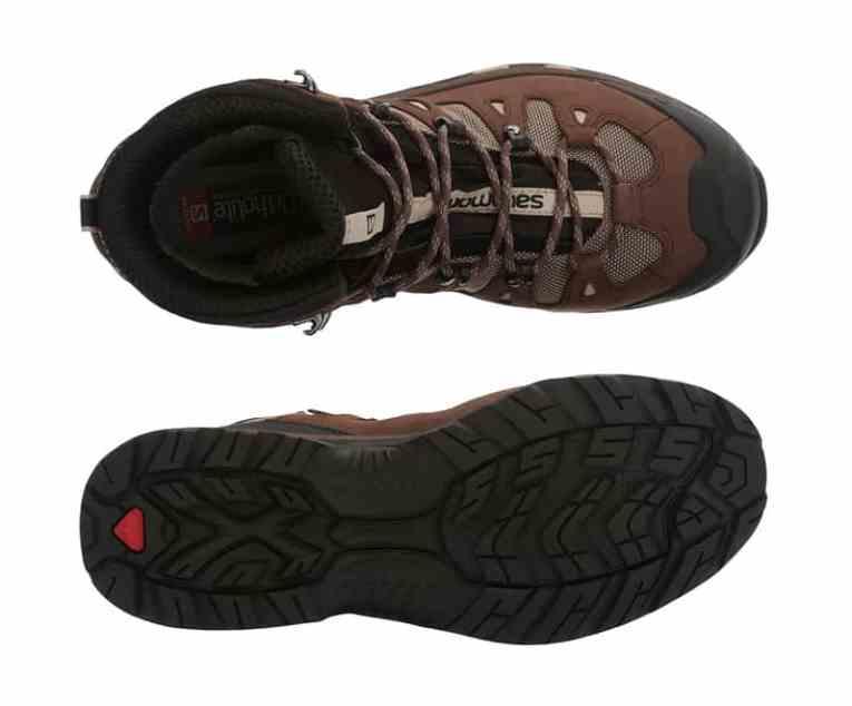72904b08f3c Salomon Quest 4D 2 Review - Gore-Tex Hiking Boots