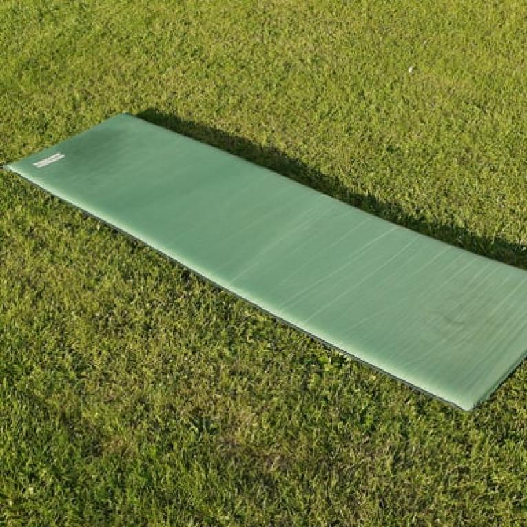 How to reduce pack weight with a sleeping pad
