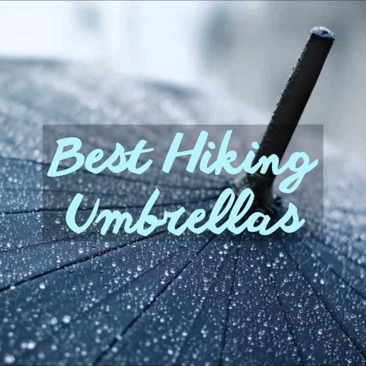 Top 10 Best Hiking Umbrellas