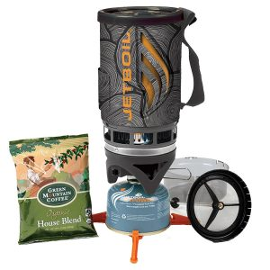 Jetboil Zip Cooking System with Coffee Press