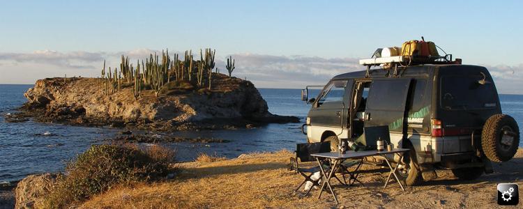 Days prior, Ari and Danika were north of Vancouver, British Columbia...