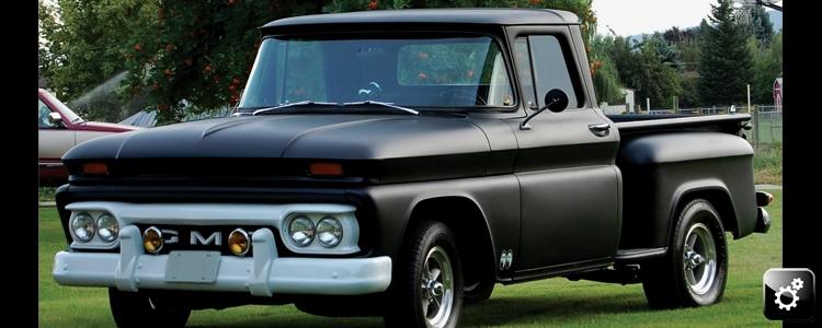 Mark Brazelton S 1960 Gmc Truck