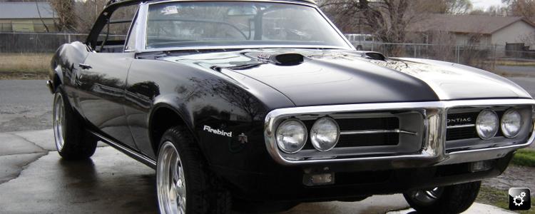 Ella Lung's 1967 Pontiac Firebird