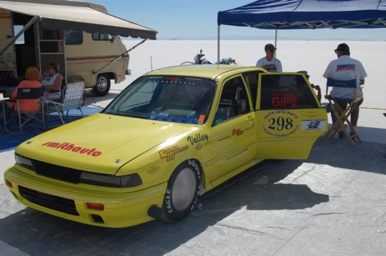 Smith Auto LSR Galant VR4