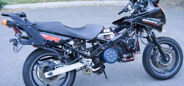 Dale Coyner's 1993 Honda EBR