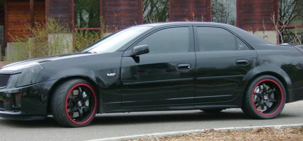 C.J. Sloan's 2004 Cadillac CTS-V