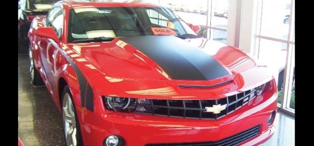 John Thomas's 2010 Chevy Camaro