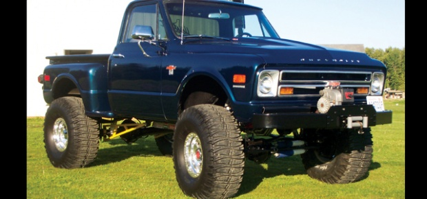 Robert Gremes's 1968 Chevy 4×4