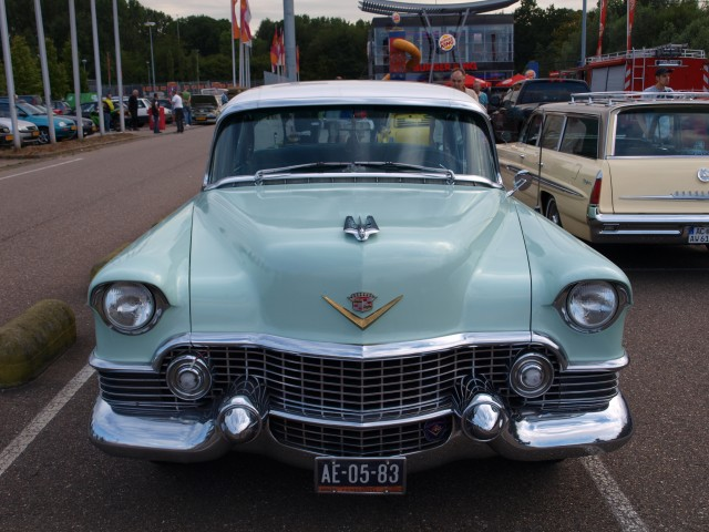 Cadillac 1954 Cruise In Netherlands