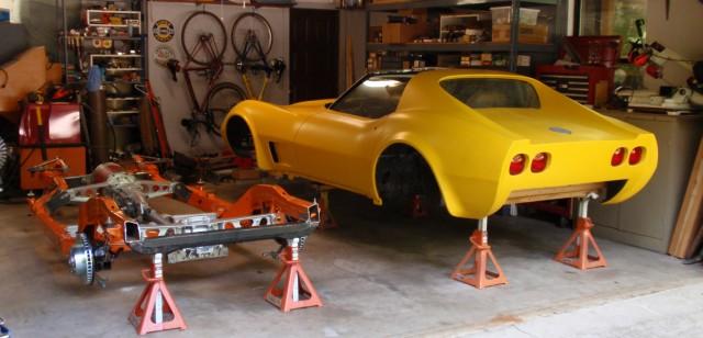 Epic EV Conversion Time: Keith's Corvette