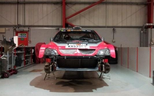 WRC Factory Tour