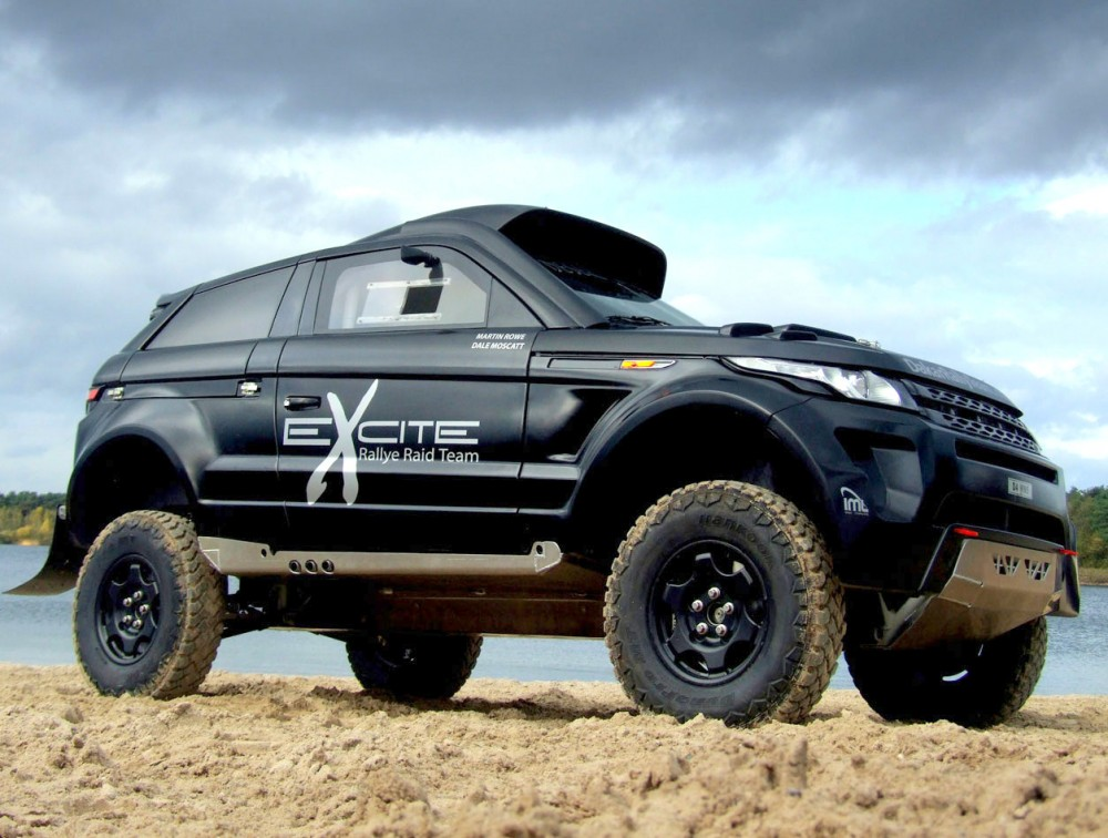 Excite team Desert Warrior 3 - Back in Black