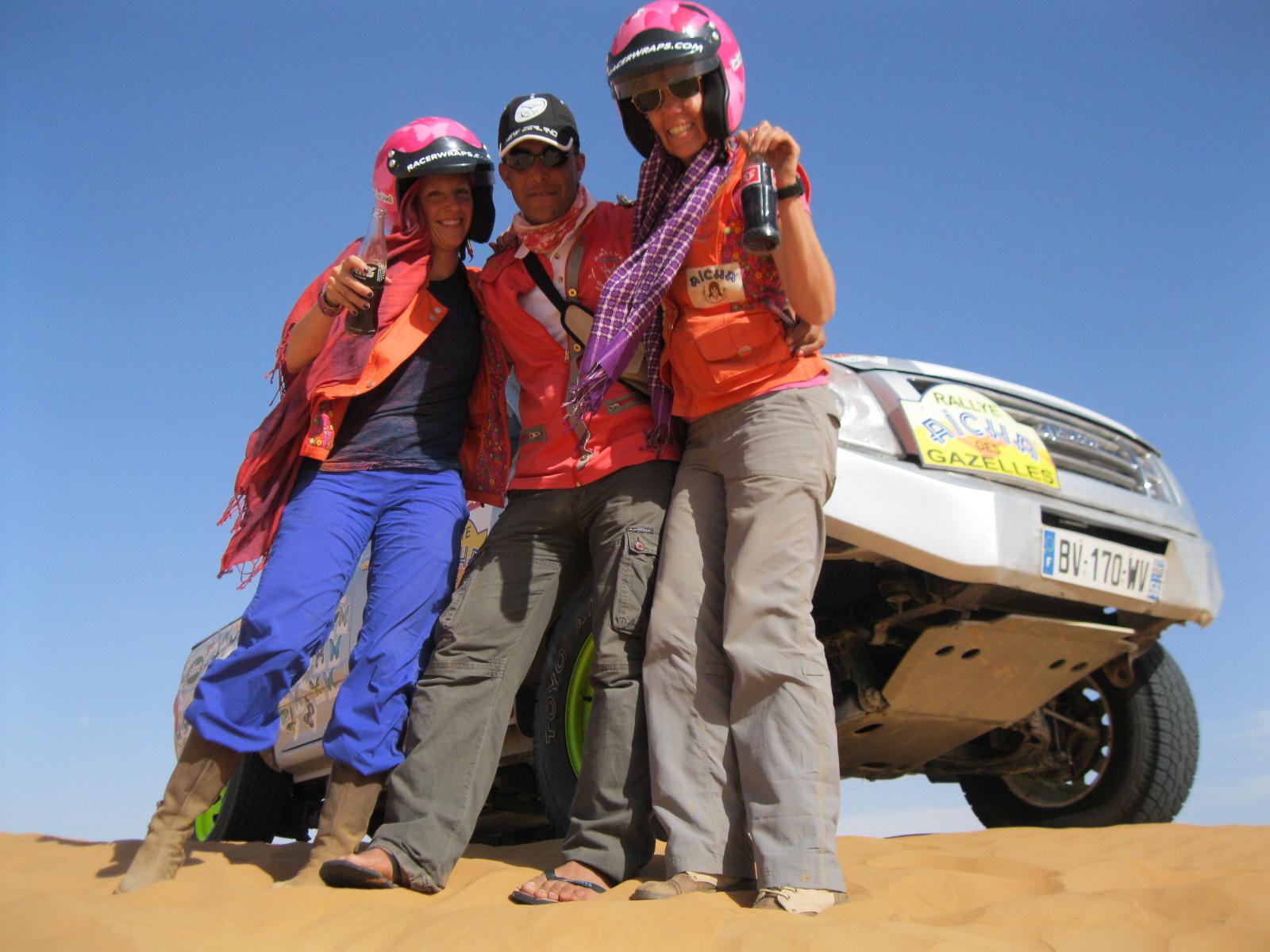 Team Camion Papillon
