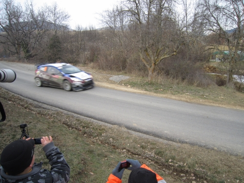 Juho Hänninen, Rally Monte Carlo 2013