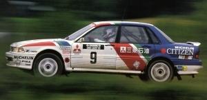 6th Generation Galant VR4 (WRC)