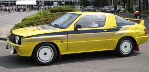 The Group B Starion
