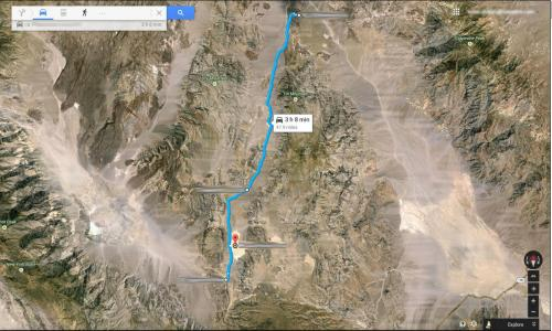Exploring route feedback in Google Maps