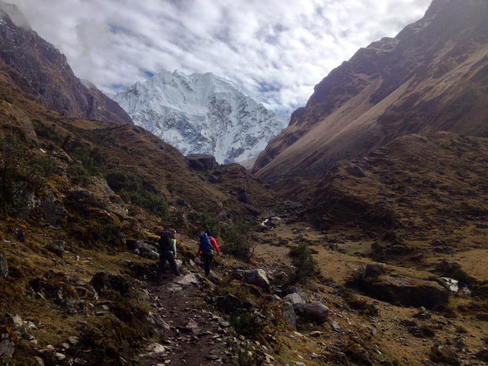 machu picchu hiking salkantay