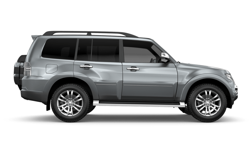 American Pajero: Speculation on the record