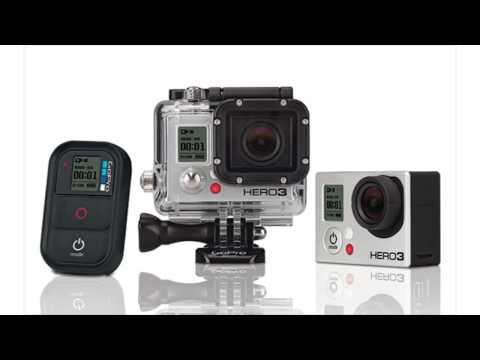 GoPro Hero 3 Released