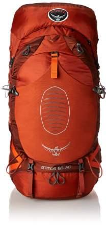 Osprey Mens Atmos 65 AG Backpacks ReD