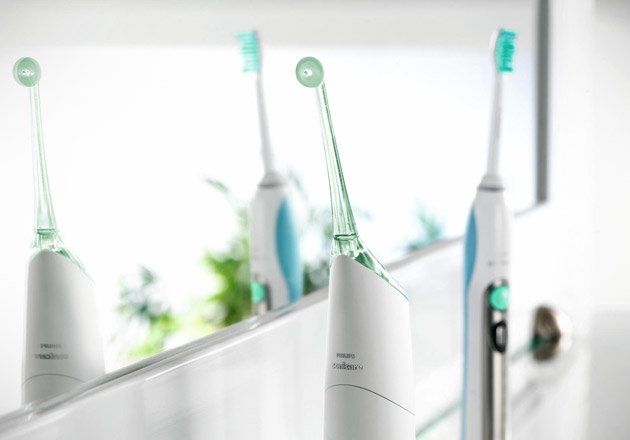 Philips Sonicare HealthyWhite HX6730/02 actually has a great
