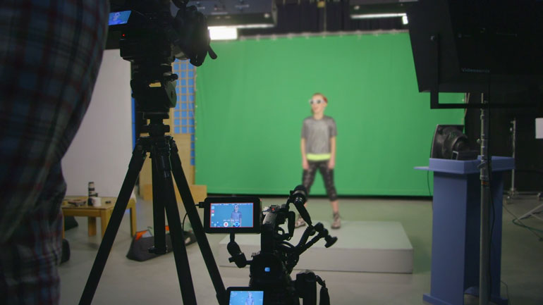 Promo Video Commercial Shoot