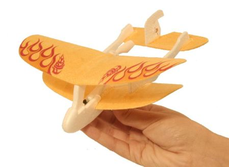 The Silverlit Palm-Z Mini RC Indoor Airplane Review