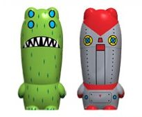 The Domo X Mimobot USB Flash Drive Review