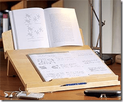 Review: Levenger's Editor's Desk — Saving My Back One Word At A Time.