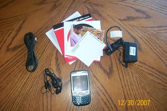 Verizon Powered Palm Treo 755p Review  Verizon Powered Palm Treo 755p Review