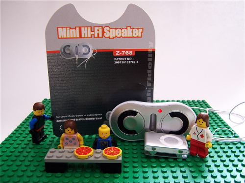 The Stereo Mini Portable Sound Box from USB Fever REVIEW