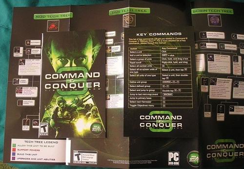 Command & Conquer 3: Tiberium Wars  Command & Conquer 3: Tiberium Wars  Command & Conquer 3: Tiberium Wars