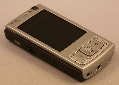 My First Nokia, the Nokia N95