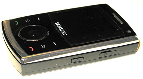 The Samsung SGH-i620 Windows Mobile Smartphone Review, Part One