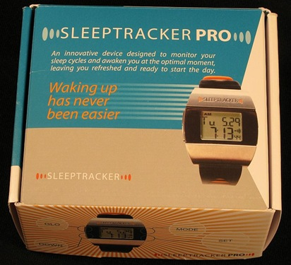 The Sleeptracker Pro Watch Review  The Sleeptracker Pro Watch Review